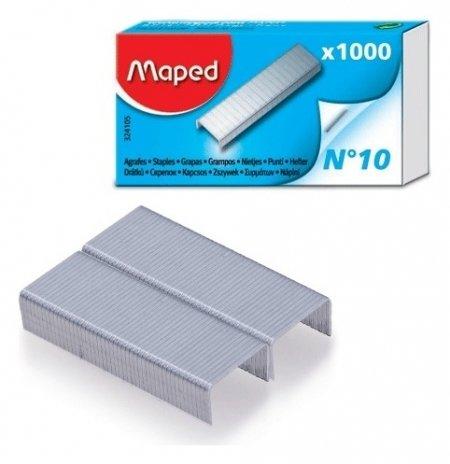 Скобы для степлера №10  Maped