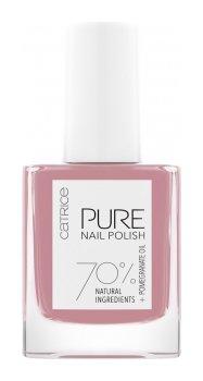 Лак для ногтей Pure Nail Polish  Catrice