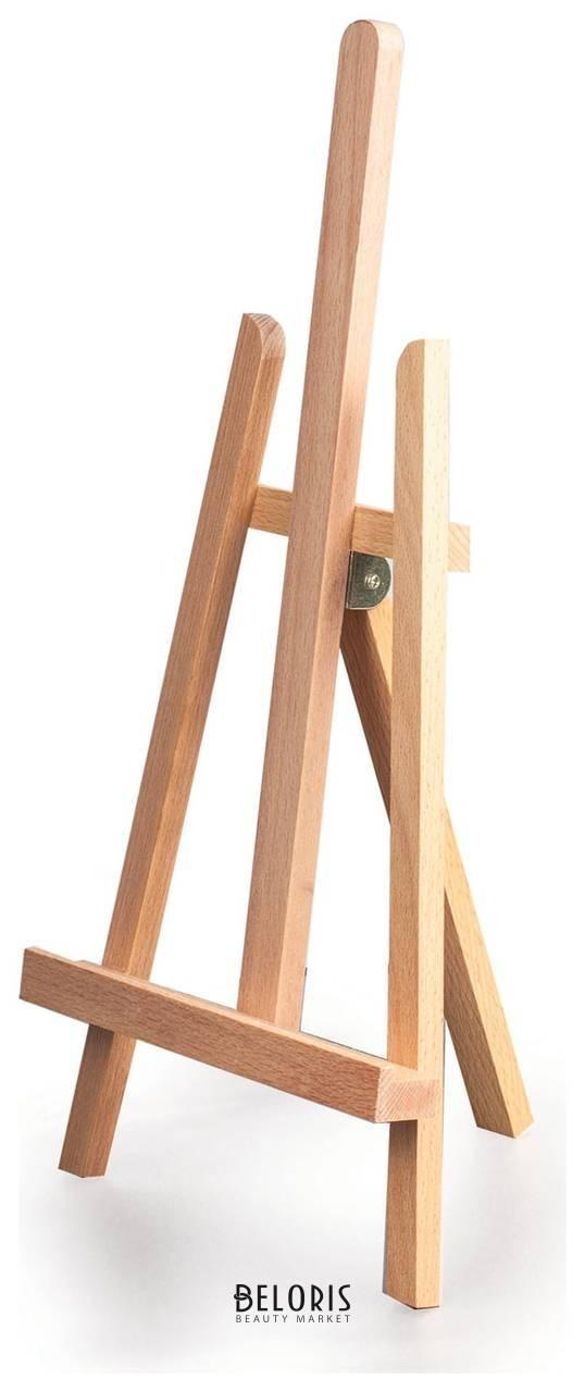 Мольберт настольный Brauberg Art Classic, бук, 16х42х19 см, высота холста 30 см Brauberg