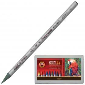Карандаши цветные акварельные 12 цветов 7,1 мм Progresso