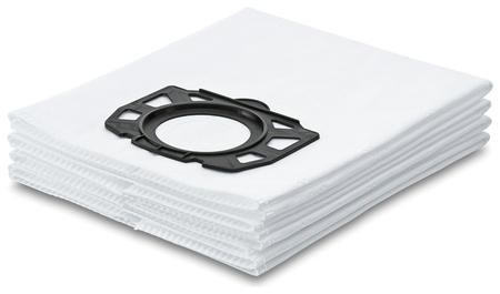 Мешки для сбора пыли KARCHER, комплект 4 шт., из нетканого материала, для пылесосов WD 4/5/6  Karcher