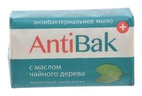 Мыло туалетное Антибактериальное  AntiBak