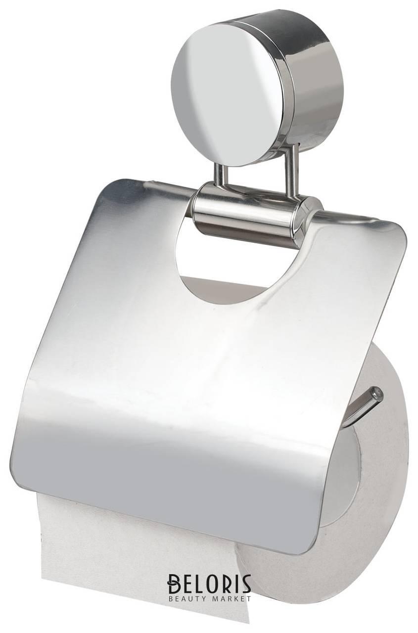 Держатель для туалетной бумаги ЛАЙМА нержавеющая сталь, зеркальный  Лайма