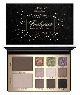 Палетка для макияжа: тени для век, хайлайтер, пудра Frabjous Lavelle