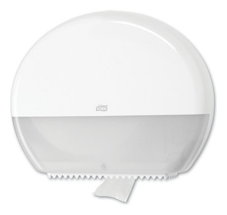 Диспенсер для туалетной бумаги Tork (Система T1) Elevation, белый  Tork