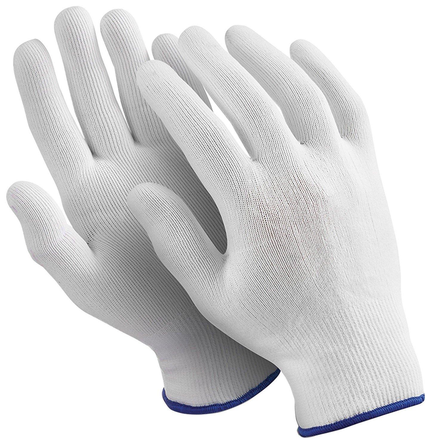 """Перчатки Manipula """"Микрон"""", комплект 10 пар, размер 10 (Xl), белые  Manipula"""