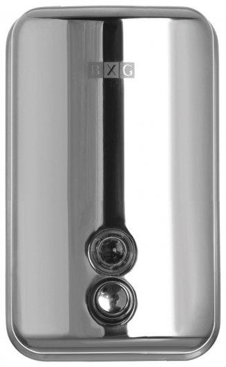 Диспенсер для жидкого мыла BXG antivandal, наливной, нержавеющая сталь, 1 л, BXG SD H1-1000  Bxg