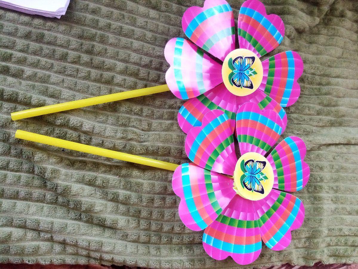 Отзыв на товар: Ветерок цветок, 2 шт. КНР Игрушки.