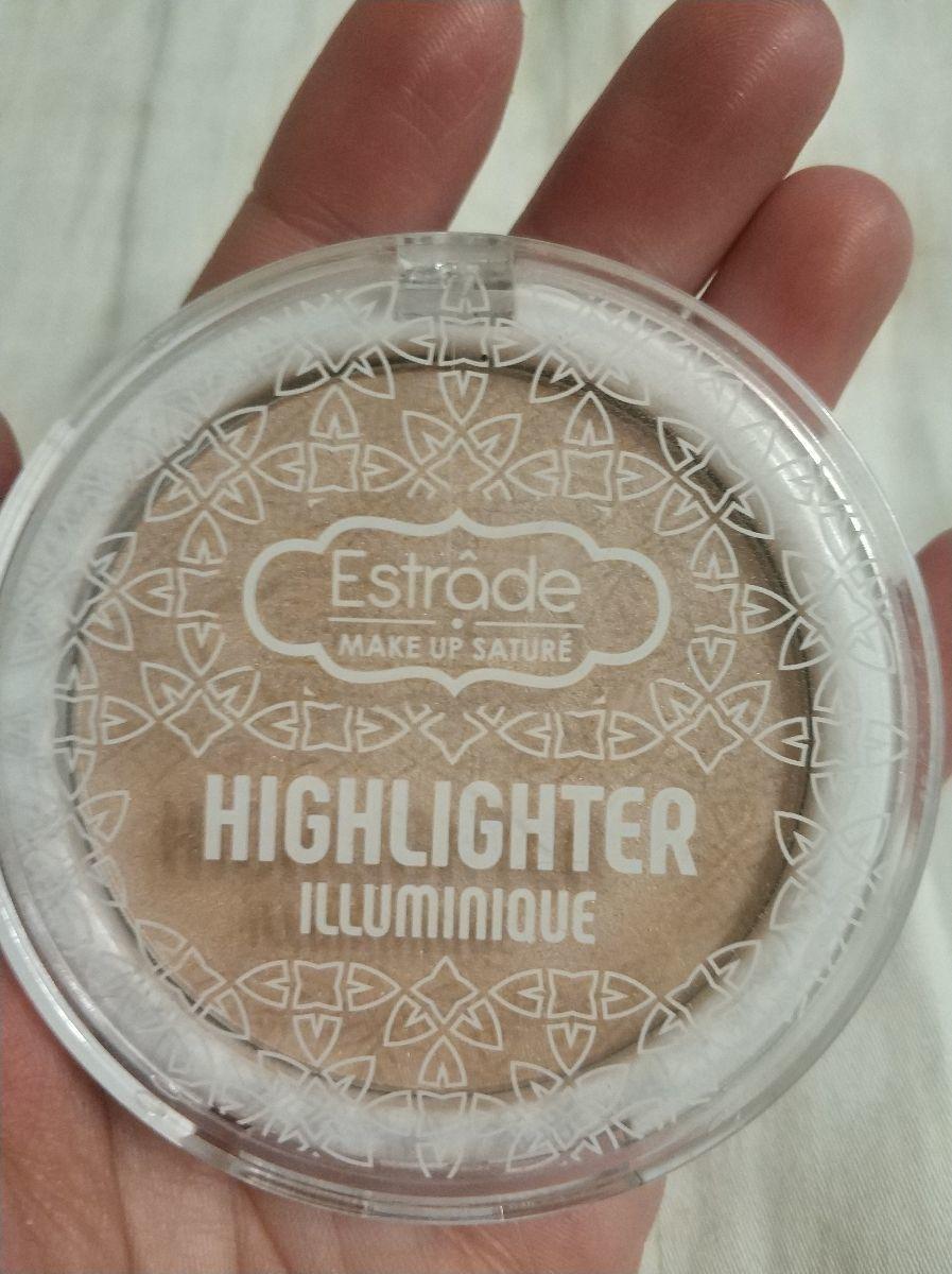 """Отзыв на товар: Хайлайтер для лица """"Illuminique"""". Estrade. Вид 3 от 05.07.2021"""