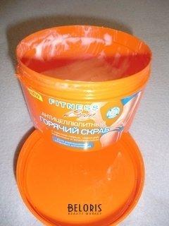 Отзыв на товар: Горячий скраб для тела антицеллюлитный. Флоресан (Floresan).