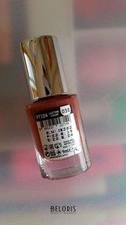 Отзыв на товар: Лак для ногтей Lasting color. TopFace.