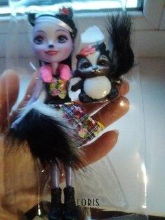 Отзыв на товар: Кукла Энчантималс с любимым зверьком. Mattel.