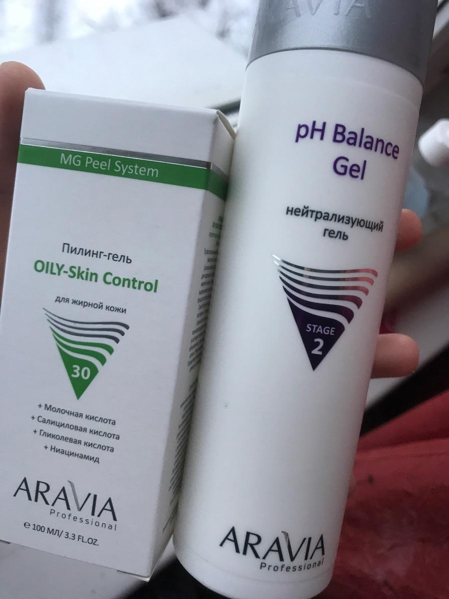 Отзыв на товар: Нейтрализующий гель Ph balance gel. Aravia Professional. Вид 1 от 1611924295