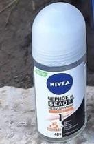 Отзыв на товар: Дезодорант-антиперспирант шариковый Черное и белое Невидимый Extra. Nivea. Вид 1 от 1612957916