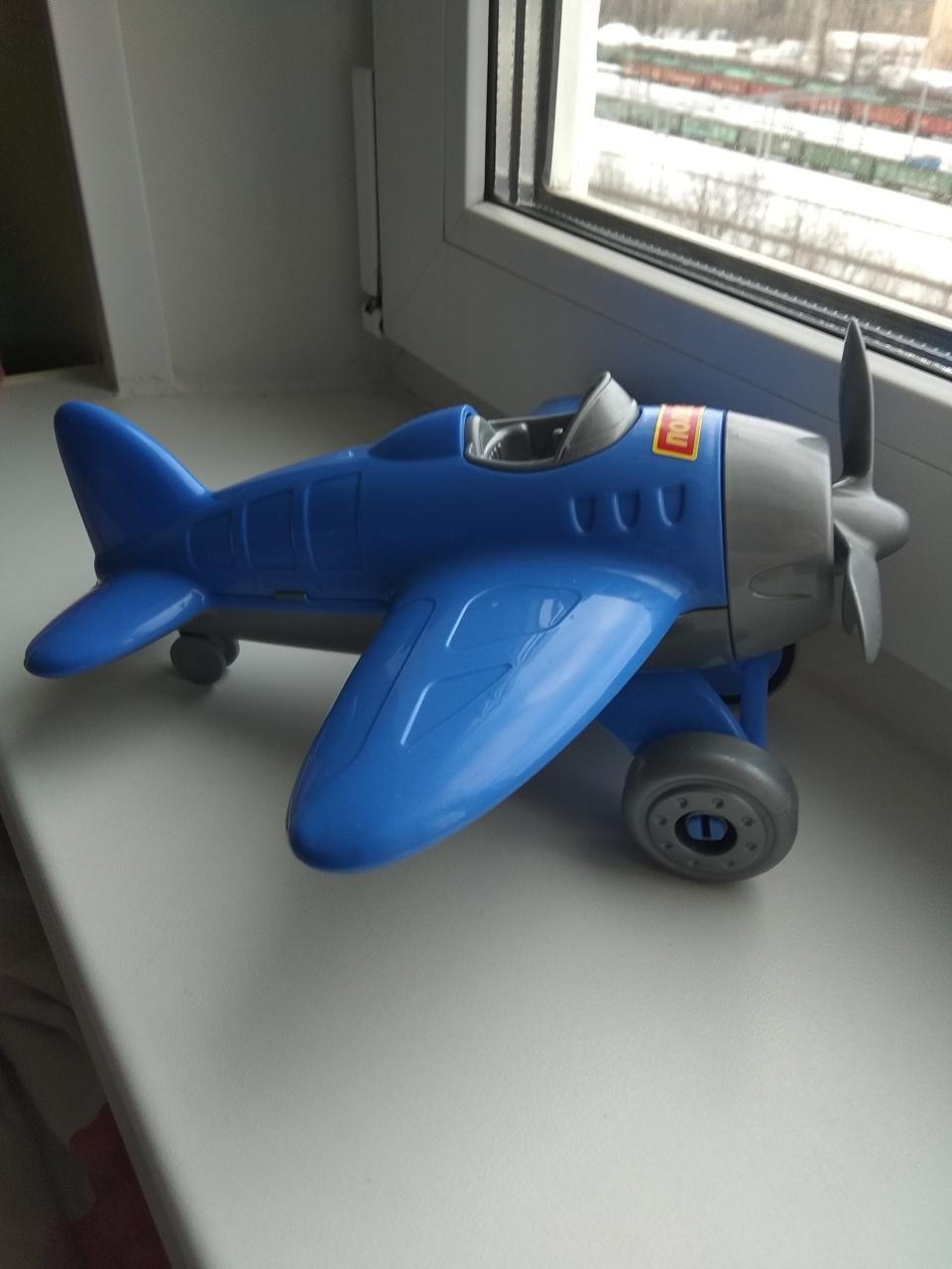 Отзыв на товар: Самолёт «Омега». Полесье. Вид 1 от 1614781887