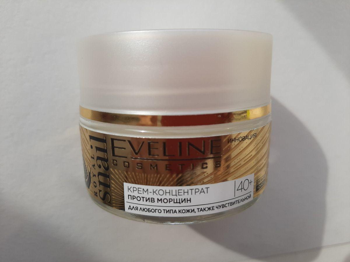 Отзыв на товар: Крем-концентрат против морщин для любого типа кожи 40+. Eveline Cosmetics. Вид 1 от 1615984797