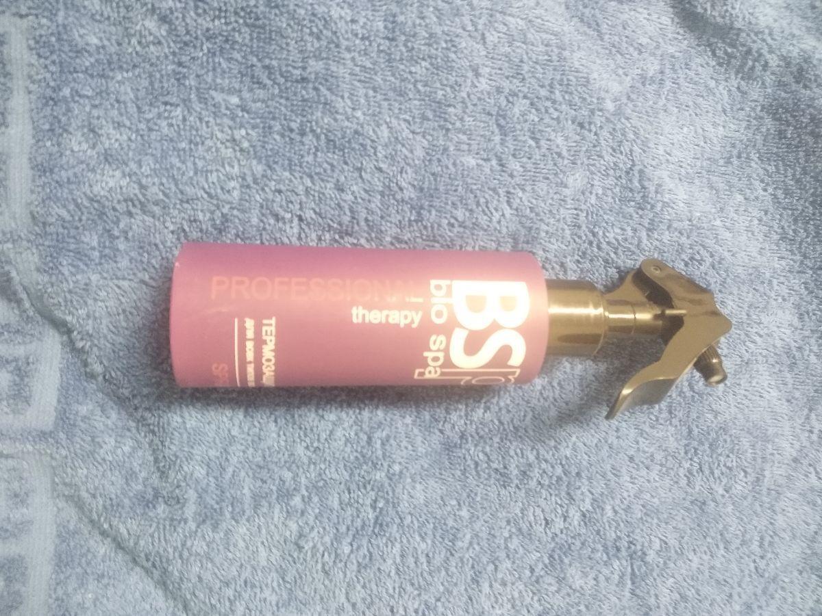 Отзыв на товар: Спрей для волос Термозащита. BSp bio & spa. Вид 1 от 1616441158