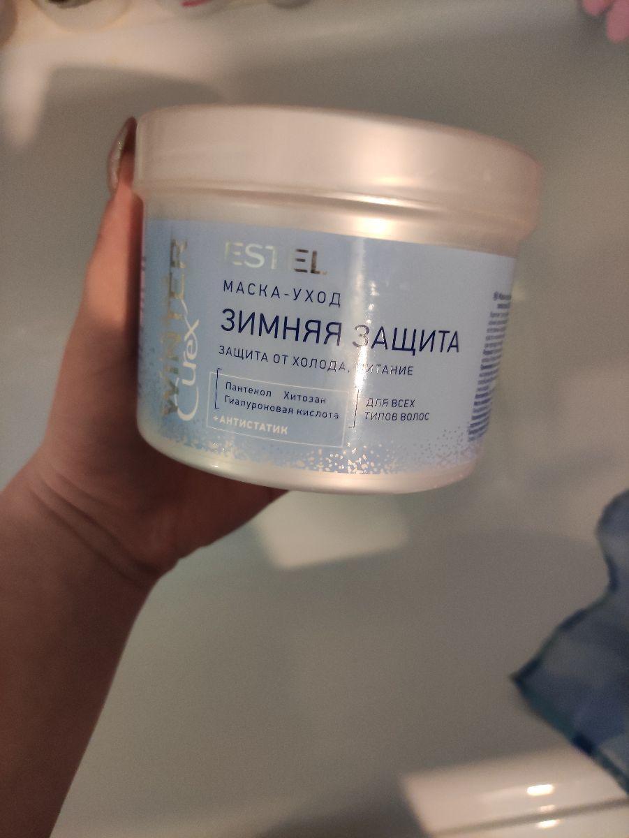 Отзыв на товар: Маска для волос Curex. Estel Professional. Вид 1 от 1618793422