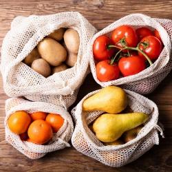 Мешки и сетки для овощей