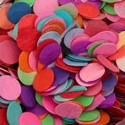 Хлопушки и конфети
