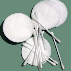 Ватные палочки и диски
